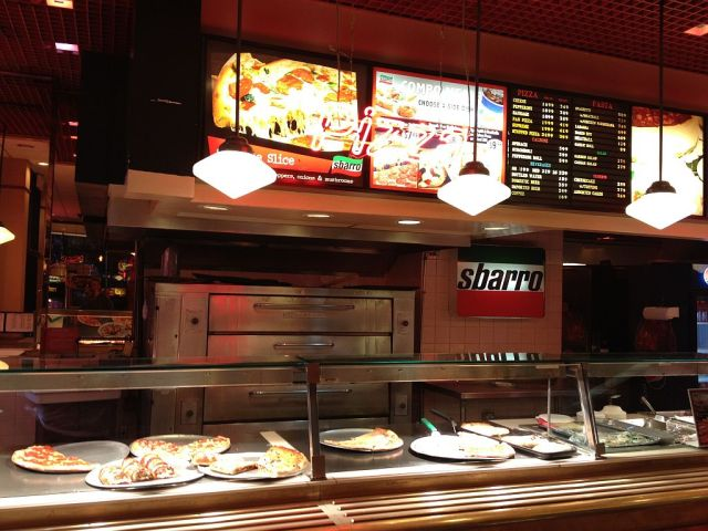 Sbarro counter - RESIZE