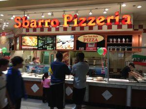 Sbarro Mall - RESIZE