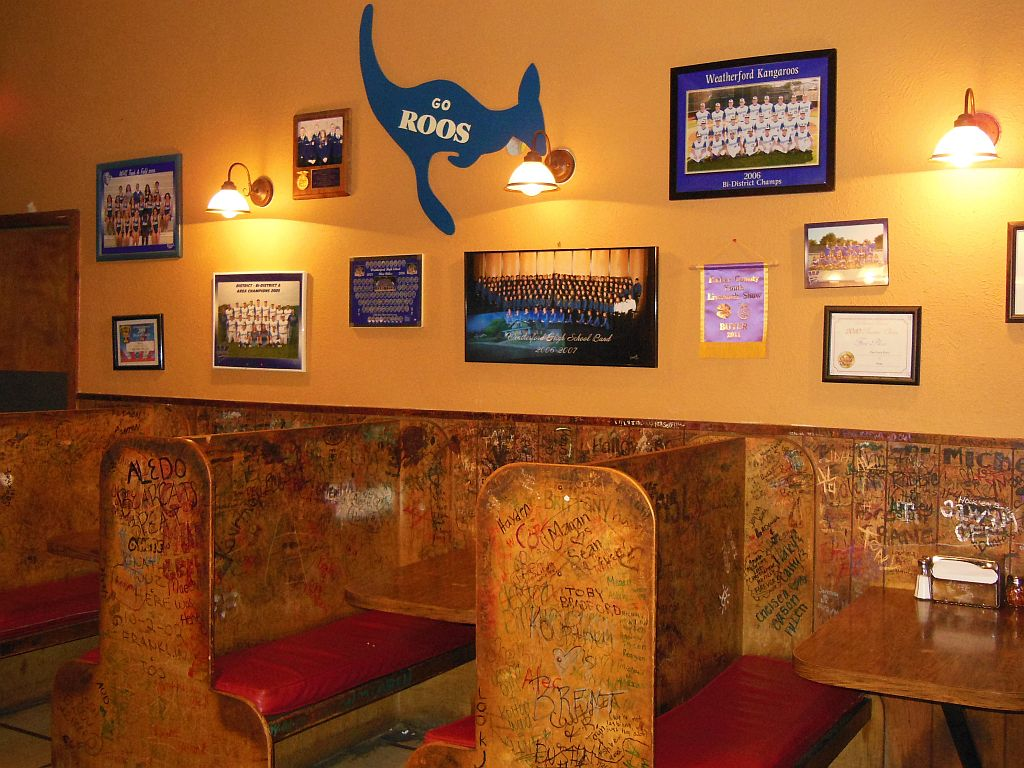 The Pizza Place – A Weatherford (TX) Institution | The Pizza