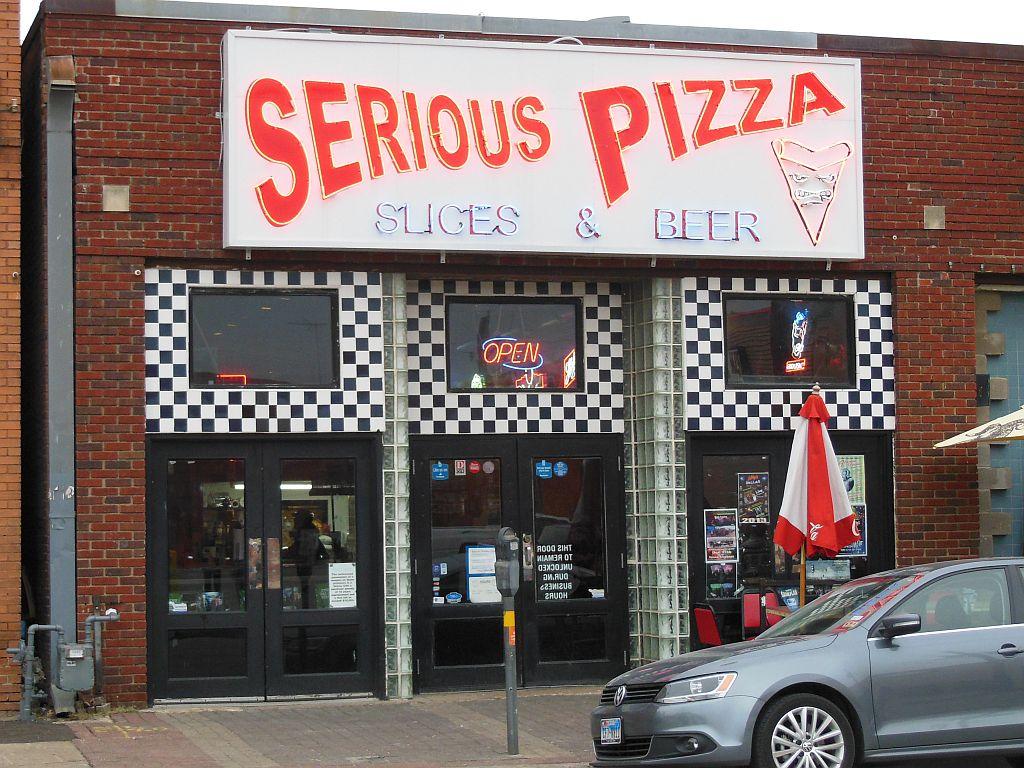 A Big Time In Deep Ellum Dallas Tx S Serious Pizza
