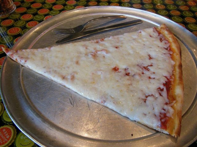Serious Pizza slice - RESIZE