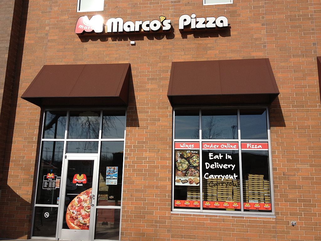Marco\'s Pizza – A Tasty Thin Take-Away | The Pizza Snob