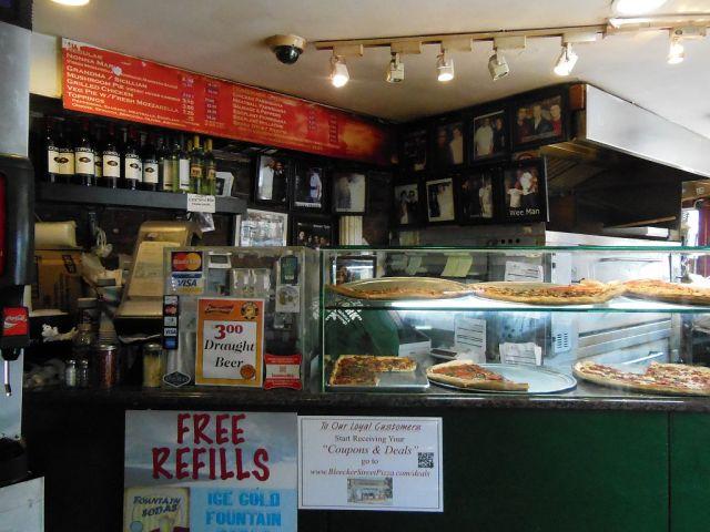 Bleecker Street Pizza inside - RESIZE