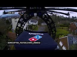 Domino's Delivery Drone