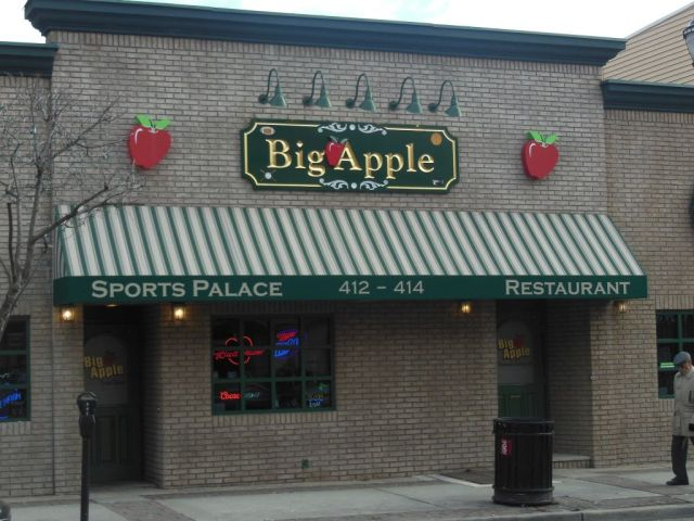 Big Apple - outside - RESIZE