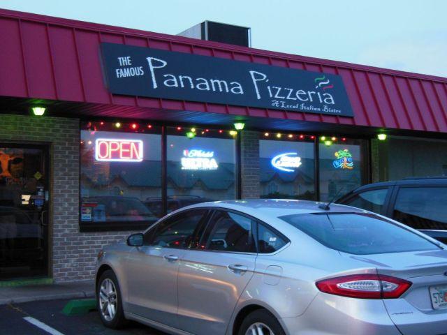Panama Pizzeria - outside - RESIZE