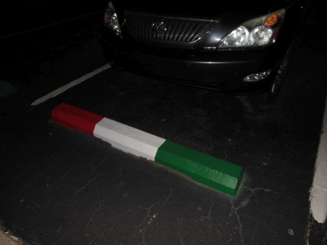 Panama Pizzeria - parking bumper - RESIZE
