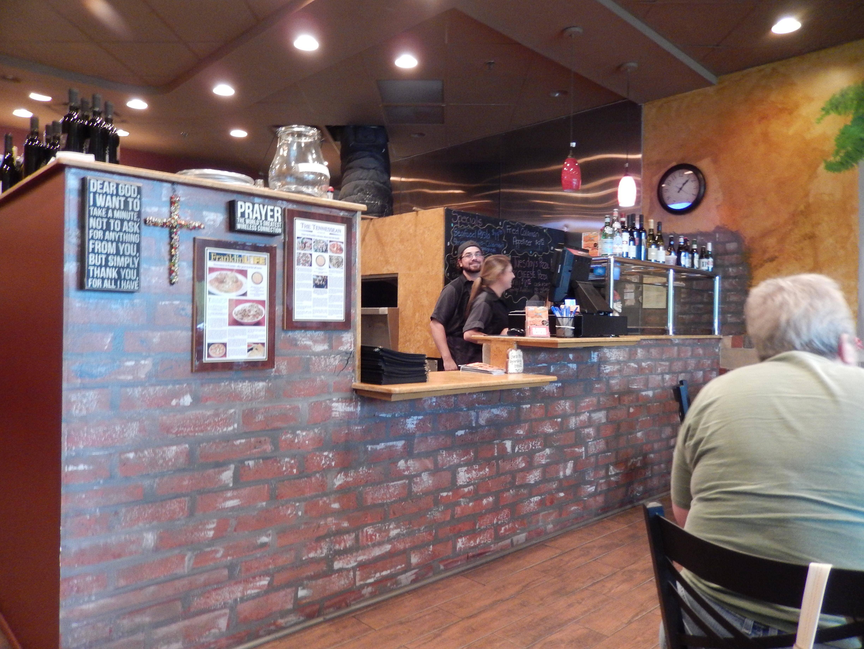 gina s in franklin tn great new italian spot serves good pizza