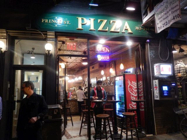 Prince Street Pizza - outside - RESIZE