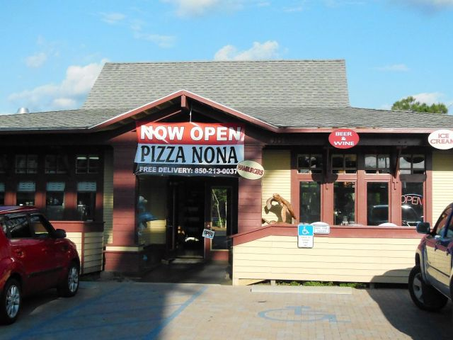 Pizza Nona outside - RESIZE