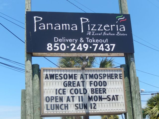 2 Panama Pizzeria - sign - RESIZE