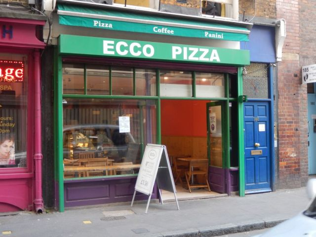 Ecco Pizza - outside - RESIZE