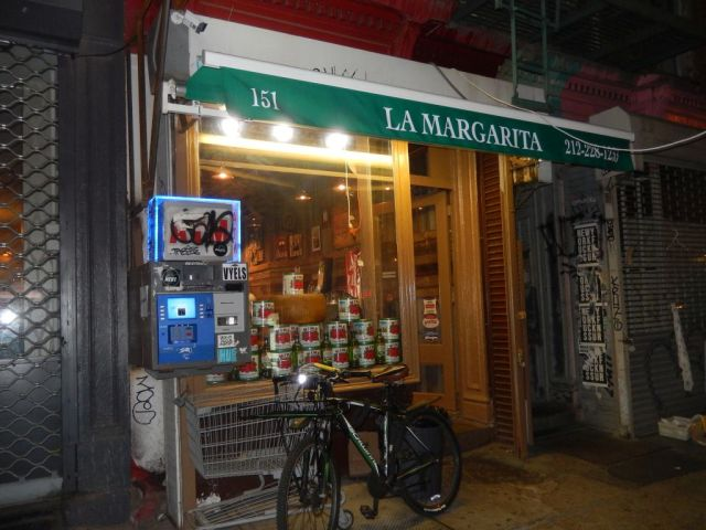 La Margarita - outside - RESIZE