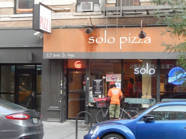 Solo Pizza - outside - RESIZE