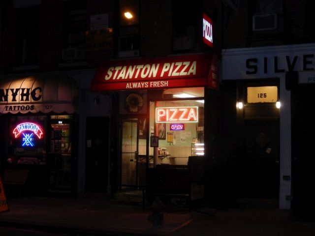 Stanton Street Pizza - outside - RESIZE