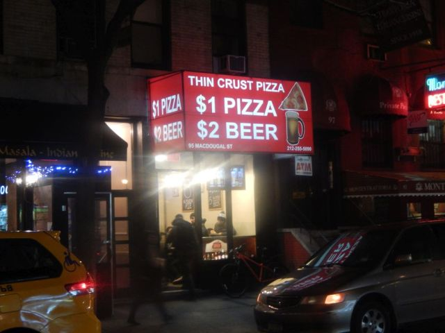 Thin Crust Pizza - outside - RESIZE