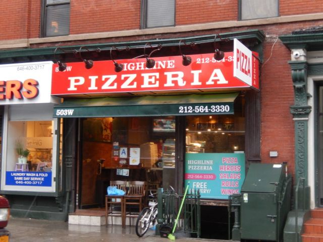 Highine Pizzeria - outside - RESIZE