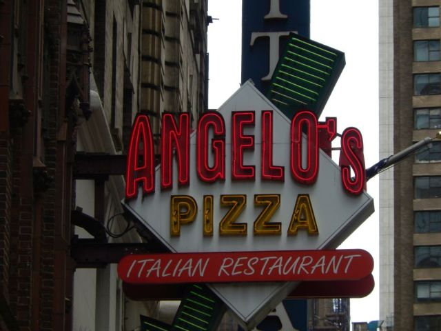 Angelos Pizza - sign - RESIZE