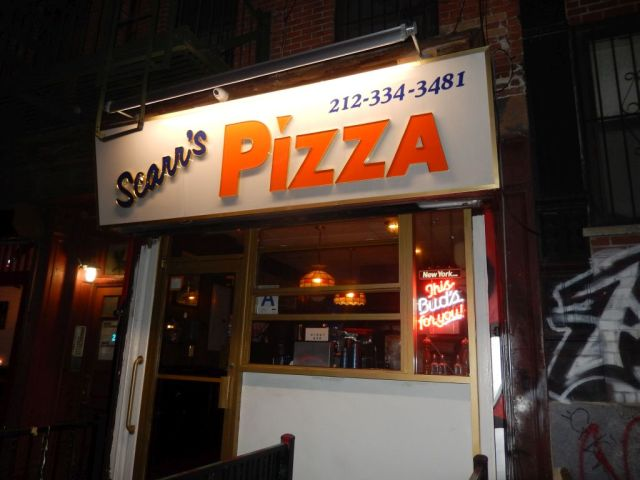 Scarrs Pizza - outside - RESIZE