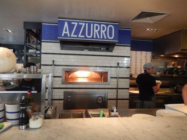 Azzurro Pizzeria - oven - RESIZE