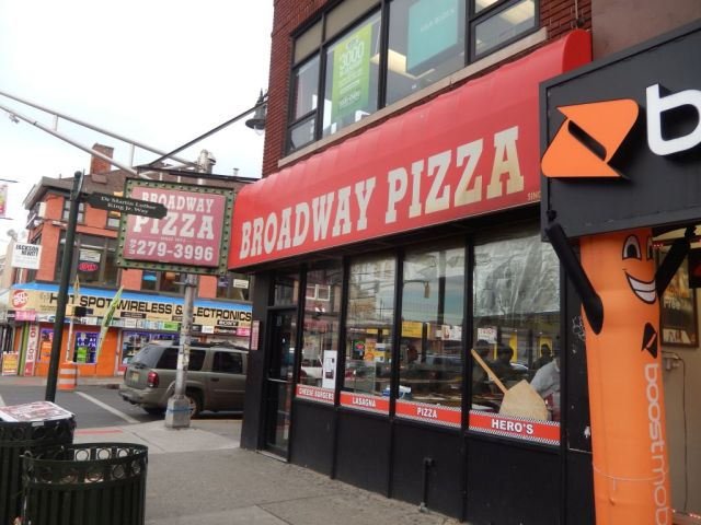 Broadway Pizza - outside - RESIZE