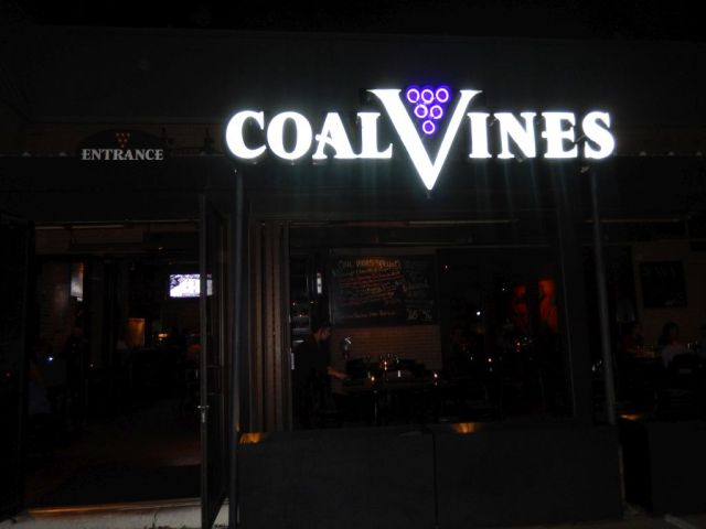 Coal Vines - outside - RESIZE
