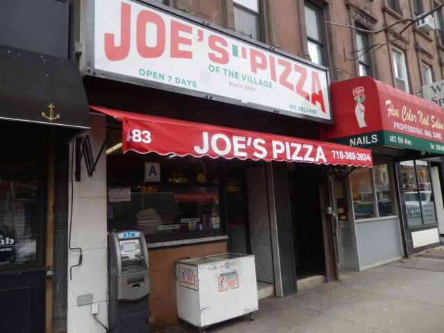 Joes Park Slope - outside - RESIZE