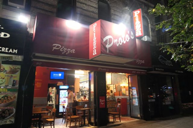 Protos Pizzeria - outside - RESIZE