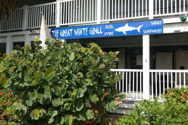 The Great White Grill - outside 1 - RESIZE