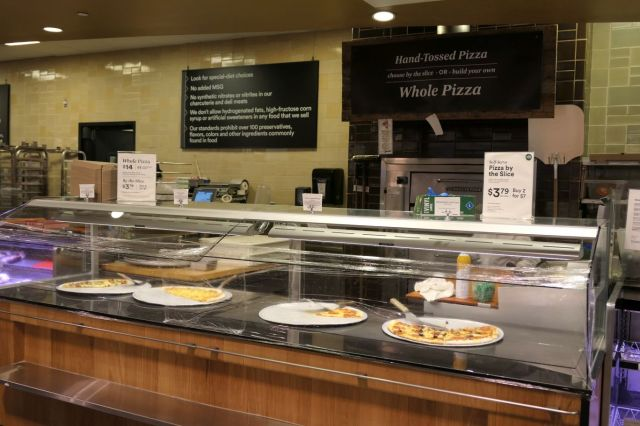 Whole Foods Market - Pizza Counter - RESIZE
