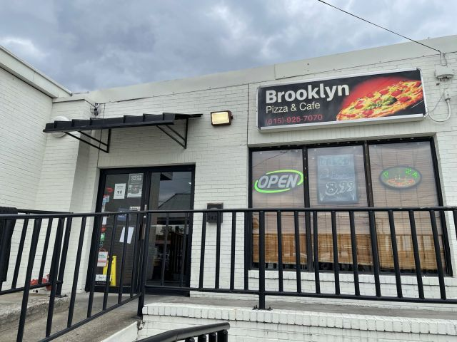 Brooklyn Pizza & Cafe - outside - RESIZE